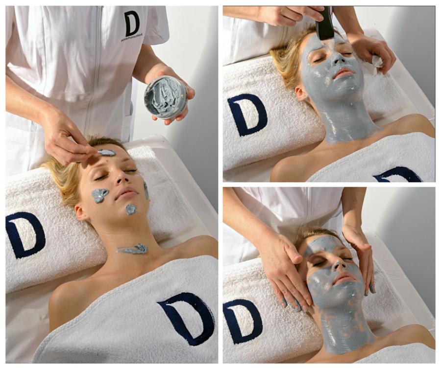 maschera al ferro per idratare la pelle