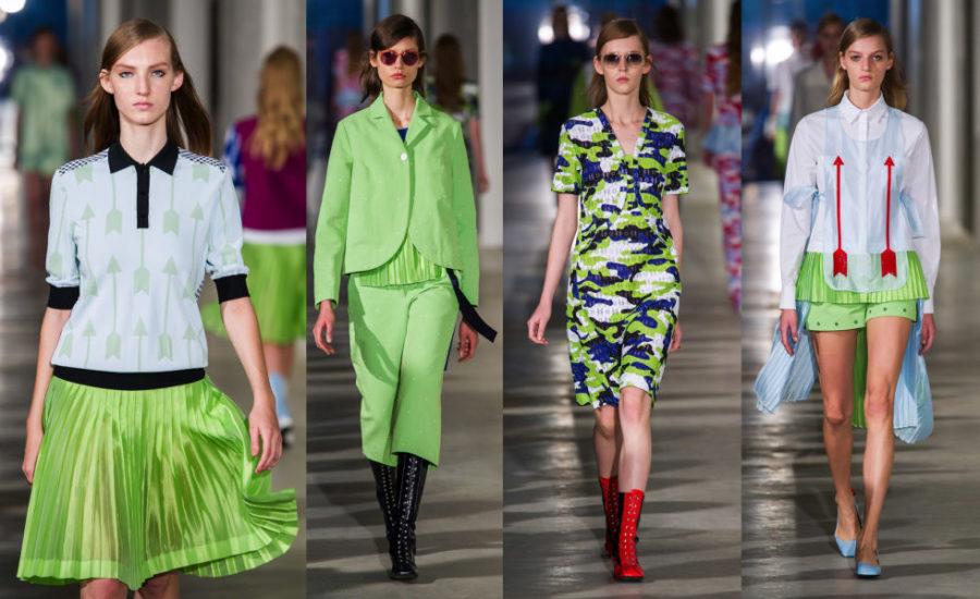Verde greenery colore pantone 2017 rimmel a colazione for Verde pantone 2017