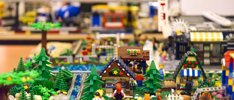 Lego in mostra per grandi e bambini