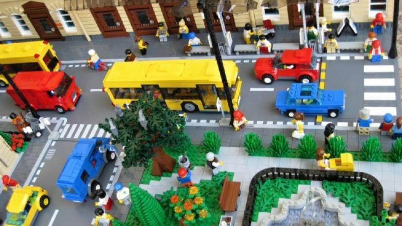 Esposizione Lego a Milano
