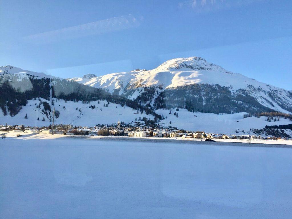 Trenino rosso Svizzera