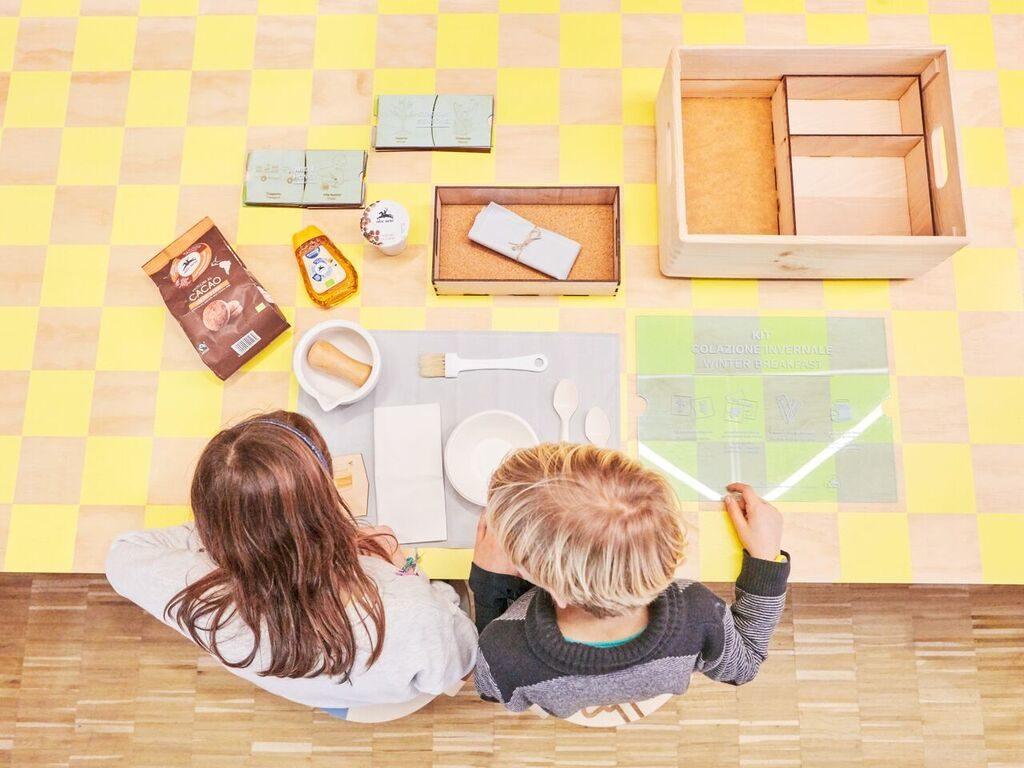 Montessori in cucina