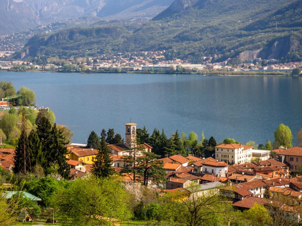 IL lago di Garlate
