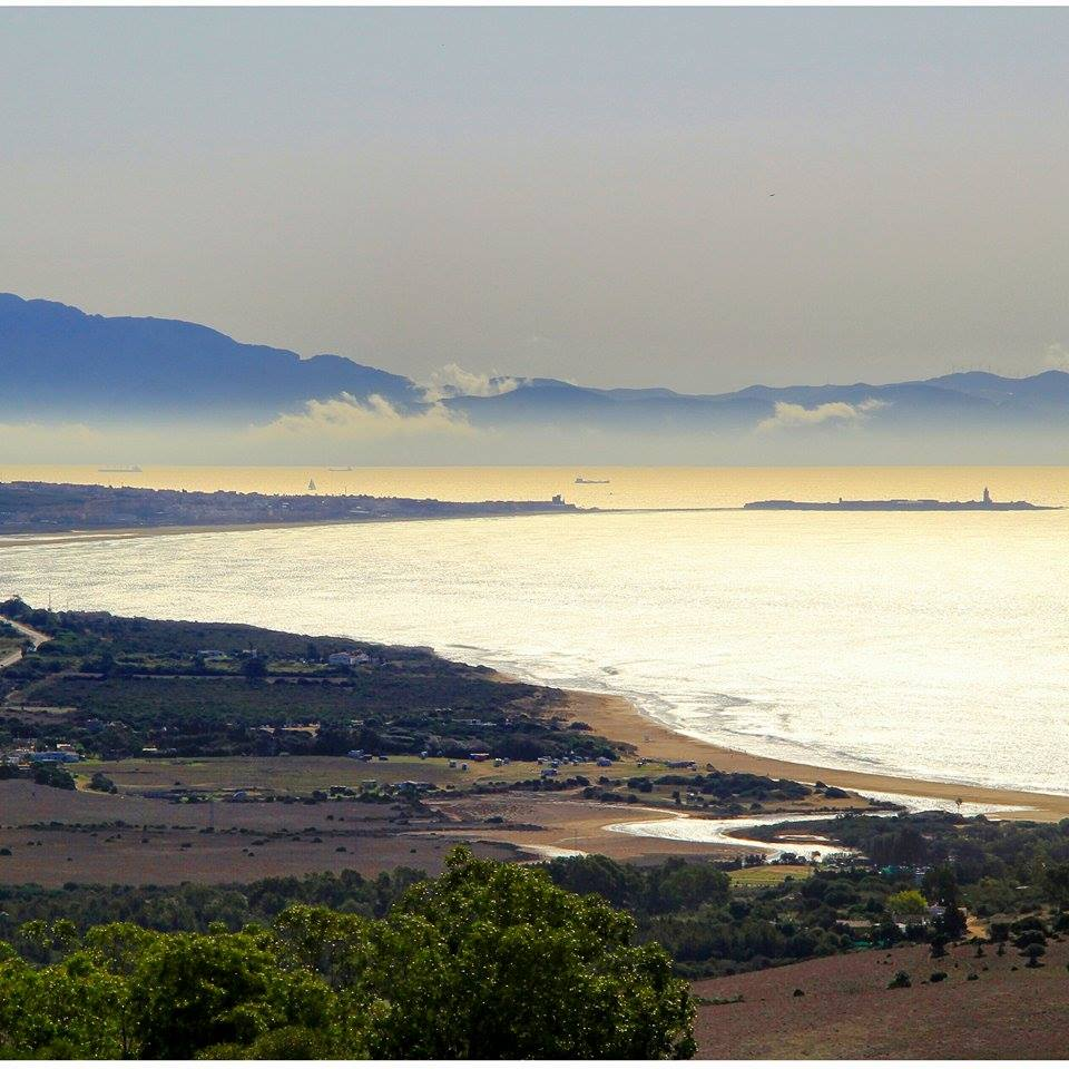 Vista dall'alto di Tarifa