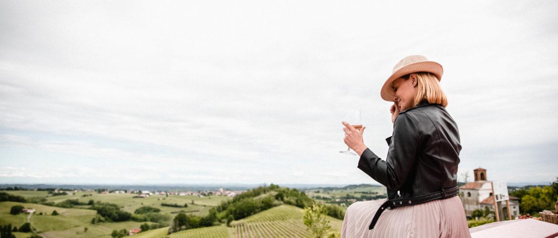 Nell'Alto Monferrato con Brachetto D'Acqui